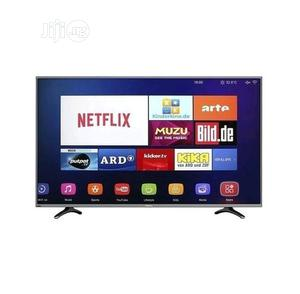 Hisense 50-inch Smart UHD 4K TV 50 Black, With DSTV Now APP | TV & DVD Equipment for sale in Abuja (FCT) State, Wuse