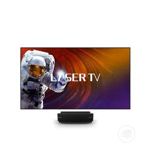Hisense 100'' 4 K Uhd Subwoofer 110W Screen Projector | TV & DVD Equipment for sale in Abuja (FCT) State, Wuse