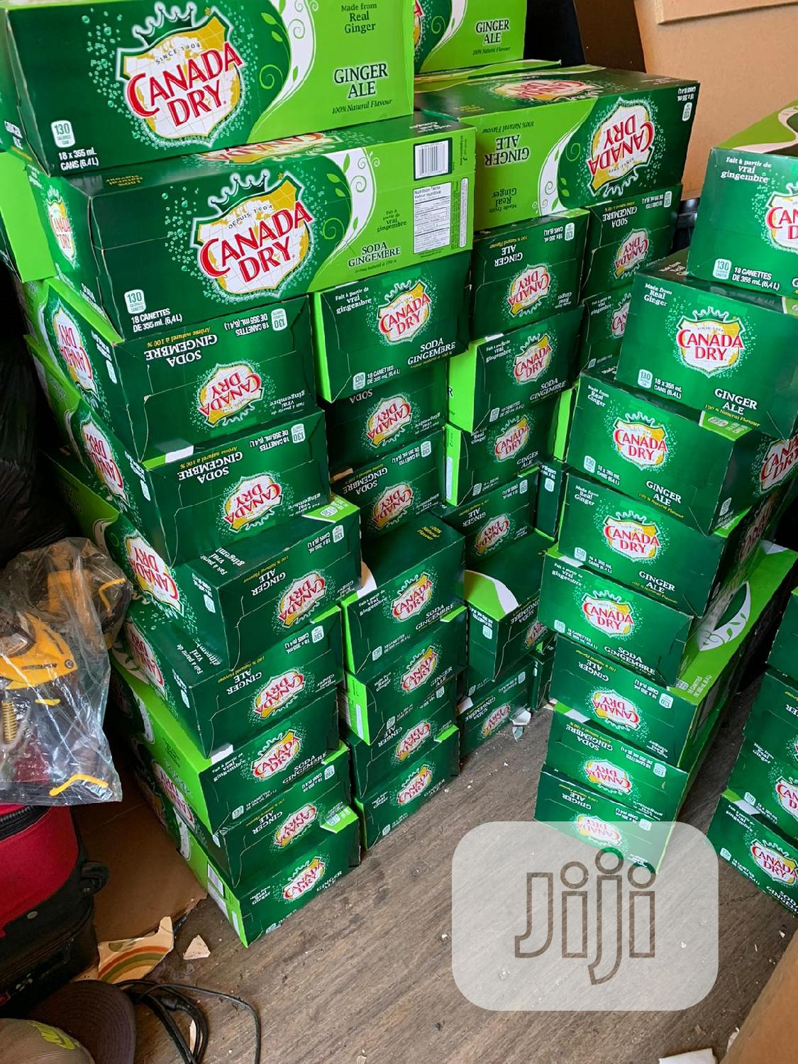 Canada Dry Ginger Ale | Meals & Drinks for sale in Ajah, Lagos State, Nigeria