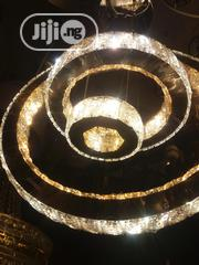 Led Chandelier 3color With Remote Control | Home Accessories for sale in Lagos State, Ojo