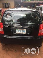 Kia Picanto 2008 1.1 Black | Cars for sale in Enugu State, Udi