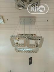 Led Chandelier 3 Color With Remote Control | Home Accessories for sale in Lagos State, Ojo