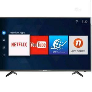 "Hisense 40"" SMART SATELLITE FULL HD TV + Free Wall Bracket   TV & DVD Equipment for sale in Abuja (FCT) State, Wuse"