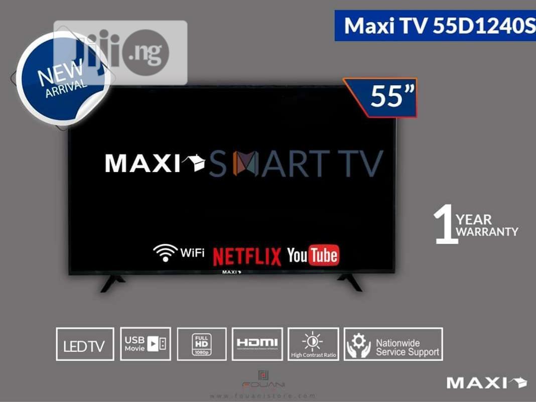 Maxi 55 Inches Smart TV