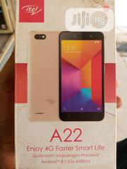 New Itel A44 8 GB Black | Mobile Phones for sale in Kogi State, Lokoja