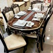 New,Imported 6 Seater Royal Exotic Dinning Table and Chairs | Furniture for sale in Lagos State, Ajah