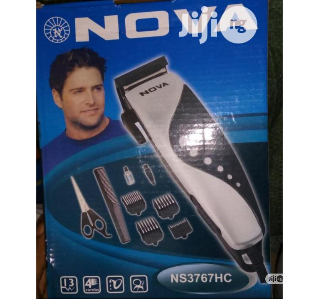 Nova Hair Trimmer | Tools & Accessories for sale in Ikeja, Lagos State, Nigeria