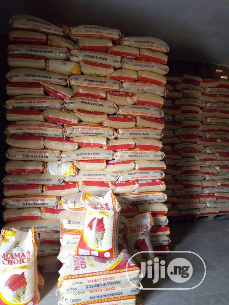 Archive: Parboiled Nigerians Rice