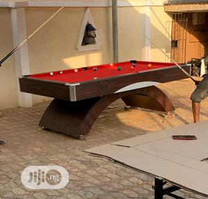 Foreign Snooker Board With Complete Accessories | Sports Equipment for sale in Lagos State, Lekki