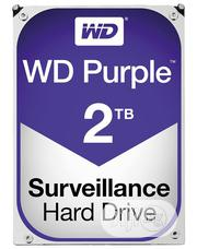 WD Surveillance HDD 2tb   Computer Hardware for sale in Lagos State, Ikeja