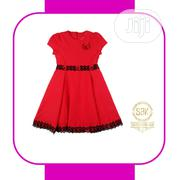 Honour's Red Dress | Children's Clothing for sale in Lagos State, Lekki Phase 1
