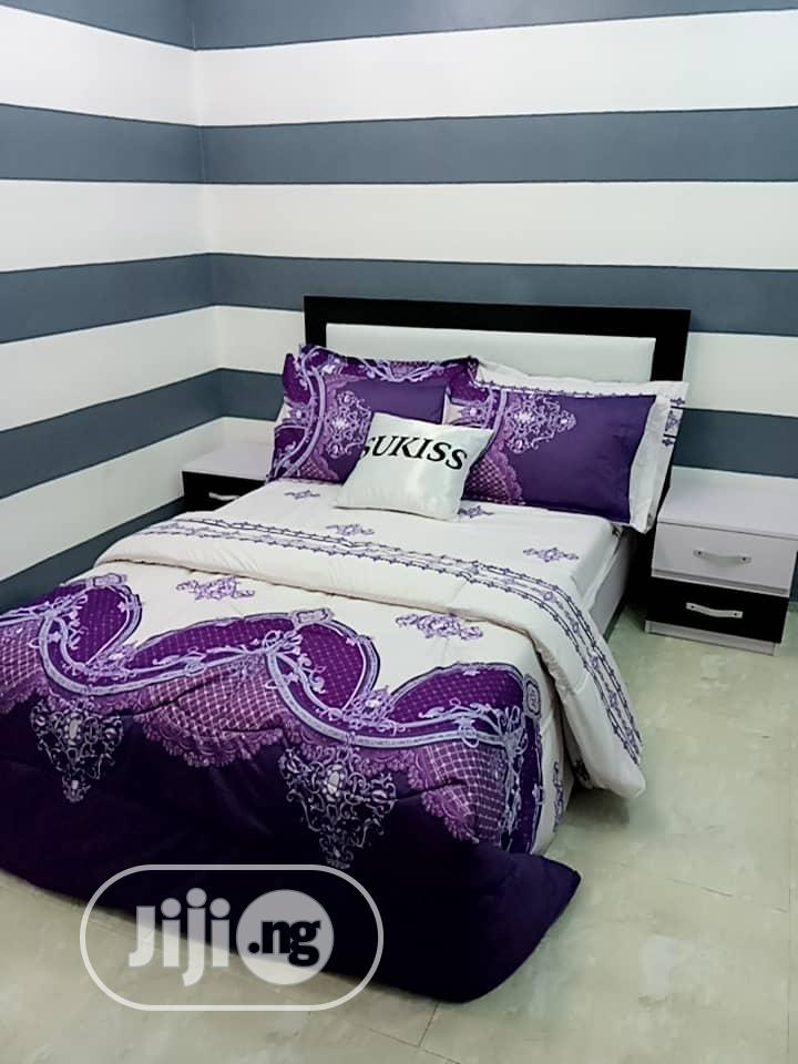 Quality Duvet Set 6/6(Wholesale/Retail) | Home Accessories for sale in Isolo, Lagos State, Nigeria