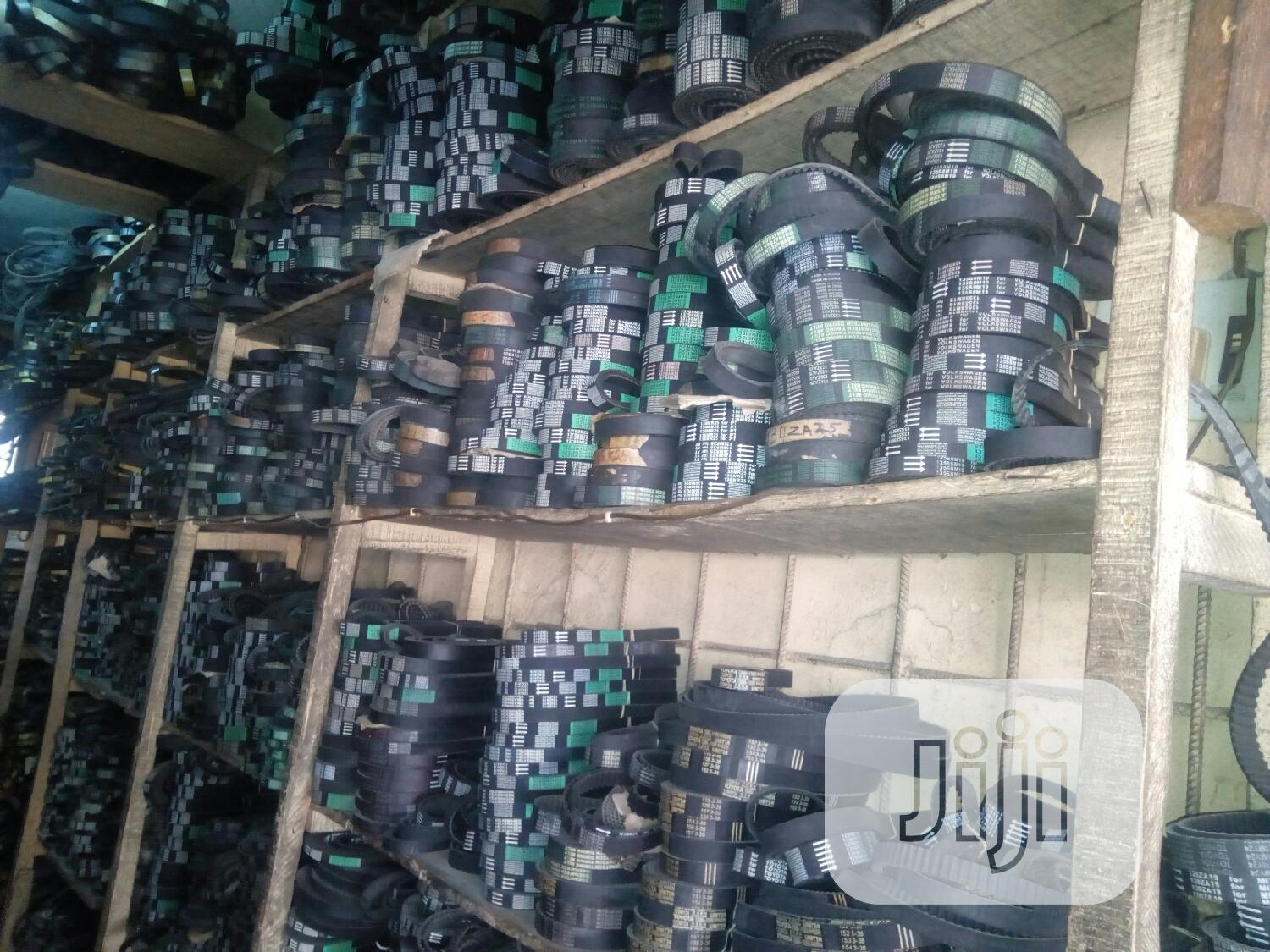 All Vehicle Fan Belts, Chain Drives Or Timing Belts