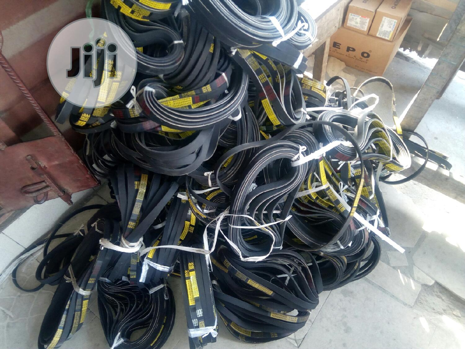 All Vehicle Fan Belts, Chain Drives Or Timing Belts | Vehicle Parts & Accessories for sale in Surulere, Lagos State, Nigeria