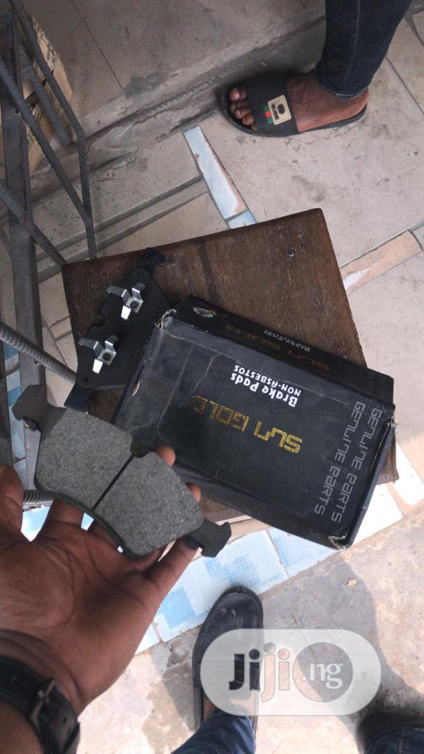 Brake Pads, Shock Absorbers, Linkages, Ball Joint | Vehicle Parts & Accessories for sale in Surulere, Lagos State, Nigeria