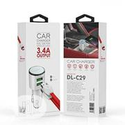 Ldnio Car Charger 3.4A Output   Accessories for Mobile Phones & Tablets for sale in Lagos State, Ikeja