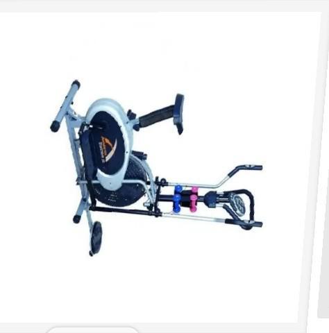 Orbitrack Bike With Twister
