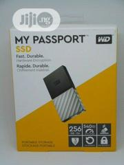 WD External Ssd Hard Disk 256gb   Computer Hardware for sale in Lagos State, Ikeja