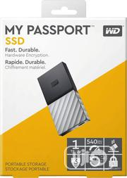 WD External Ssd Hard Drive 1tb   Computer Hardware for sale in Lagos State, Ikeja