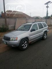 Jeep Grand Cherokee Limited 4.0 4x4 2004 Silver | Cars for sale in Taraba State, Wukari