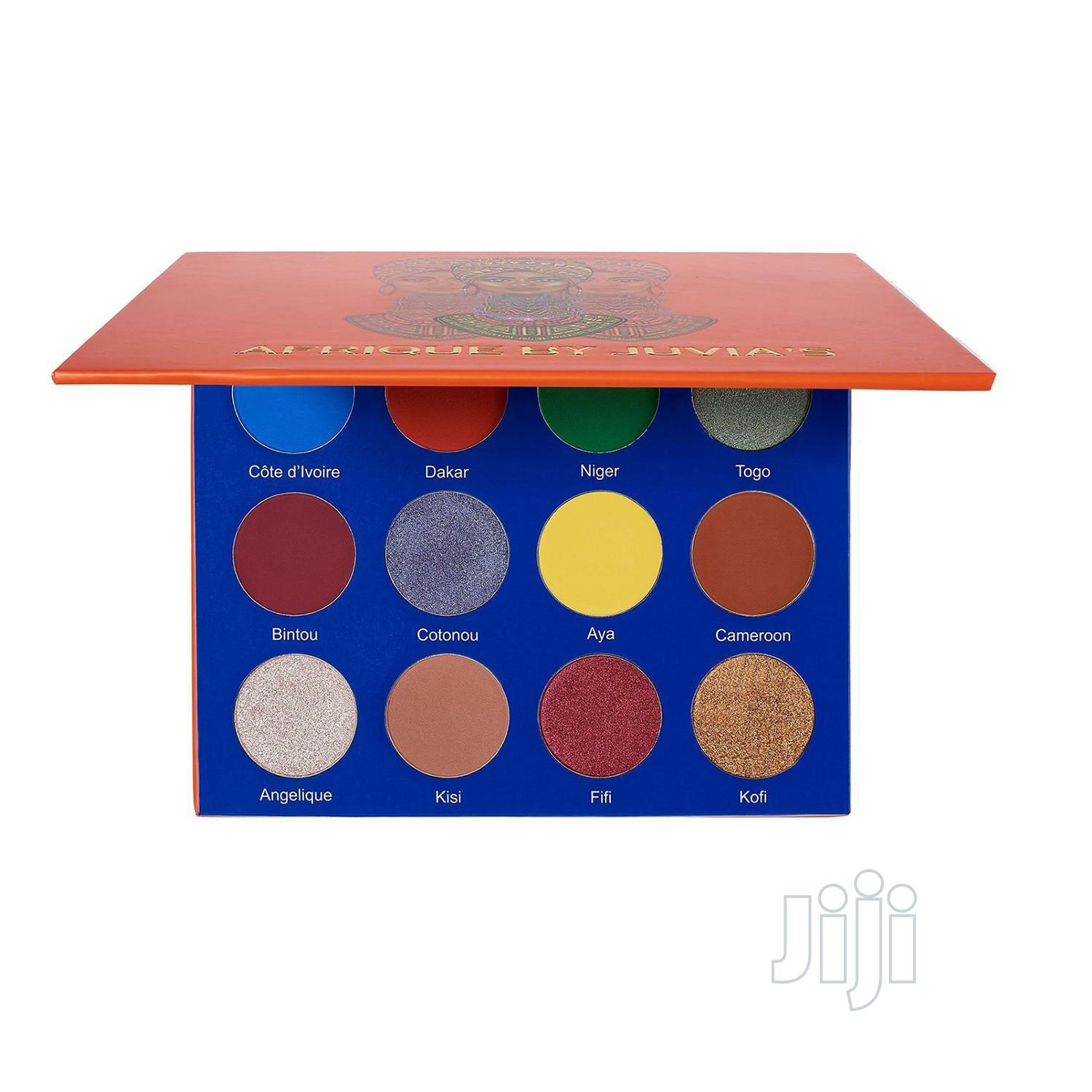 The Afrique Palette by Juvia's Place | Makeup for sale in Abeokuta North, Ogun State, Nigeria