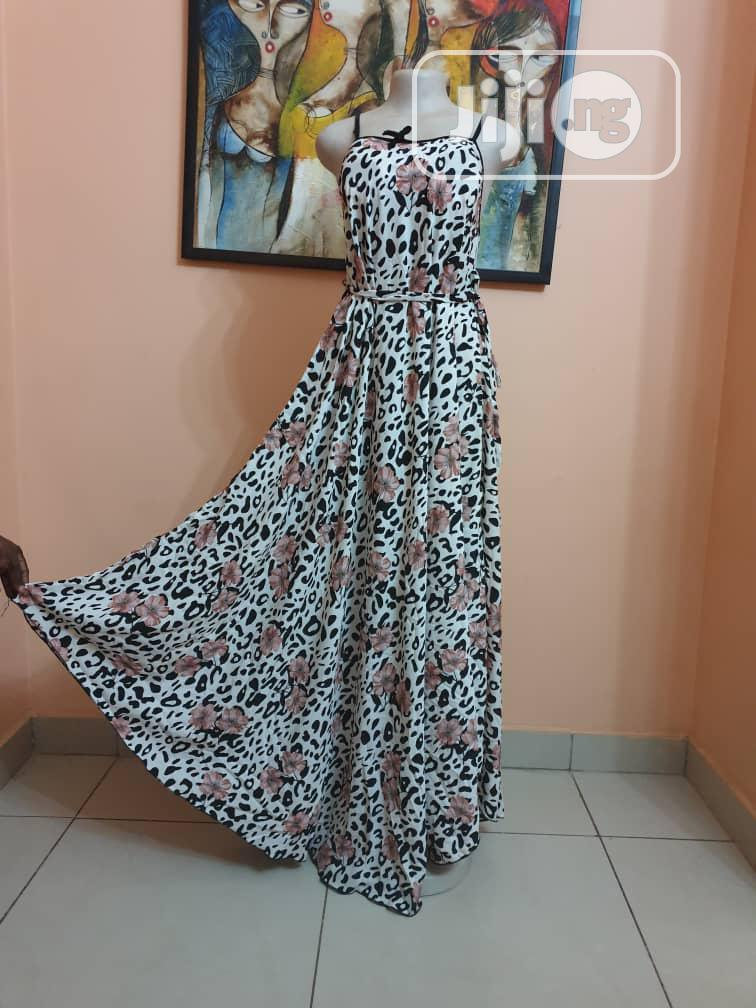 Chiffon Boubou 3500 | Clothing for sale in Central Business Dis, Abuja (FCT) State, Nigeria