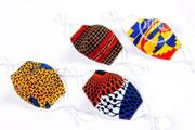 Breathable African Prints Mask 2types | Clothing Accessories for sale in Lagos State, Ikeja