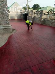 Stamped Concrete / Increte Floor | Building & Trades Services for sale in Anambra State, Nnewi