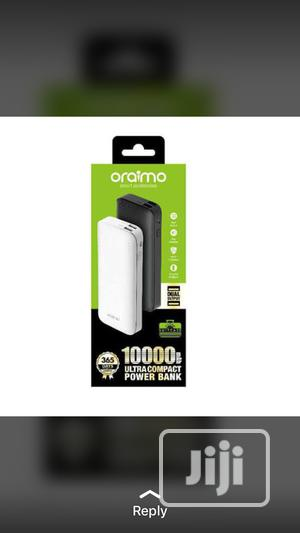ORAIMO 10000mah Power Bank   Accessories for Mobile Phones & Tablets for sale in Lagos State, Ikeja