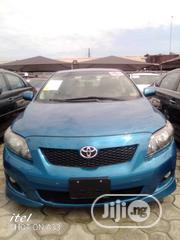 Toyota Corolla 2010 Blue | Cars for sale in Lagos State, Ajah