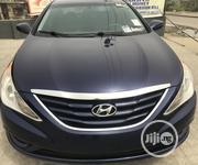 Hyundai Sonata 2013 Blue | Cars for sale in Lagos State, Ajah