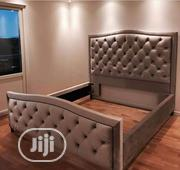 6by6 Padded Bed   Furniture for sale in Enugu State, Enugu