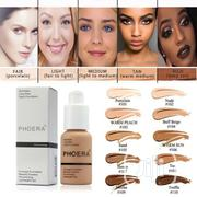 PHOERA Flawless Liquid Matte Foundation Full Coverage Foundation 30ml | Makeup for sale in Lagos State, Surulere