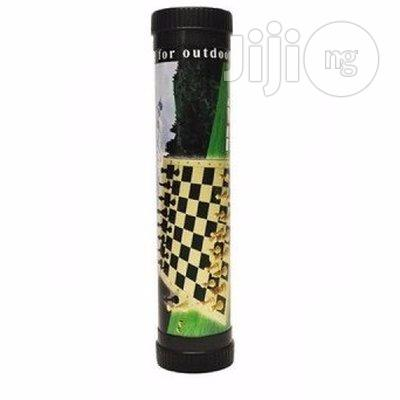 Archive: Standard Portable Chess Cup Game
