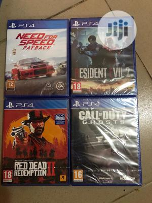 Latest Ps4 Game Disc   Video Games for sale in Abuja (FCT) State, Wuse