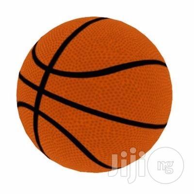 Basketball Nassuba All Star Rubber Basketball