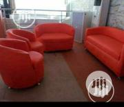 Brand New Imported Set of (7 Seaters) Quality Leather Sofa Chair's. | Furniture for sale in Lagos State, Yaba