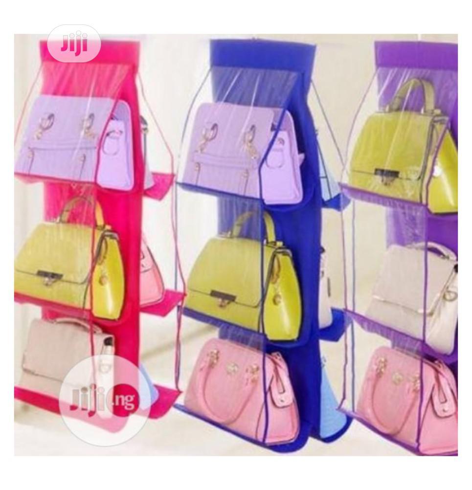 Bag Rack/Organiser