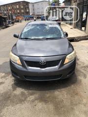 Toyota Corolla 2009 Gray | Cars for sale in Lagos State, Lagos Island