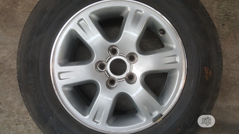Brand New 16inch Alloy RIM (Toyota)