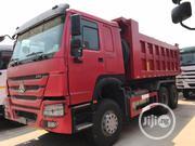 Howo Truck 2013 Red | Trucks & Trailers for sale in Lagos State, Ojota