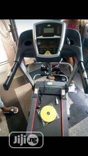 Techno Fitness 2.5hp Treadmill With Incline and Massager   Sports Equipment for sale in Lagos State, Surulere