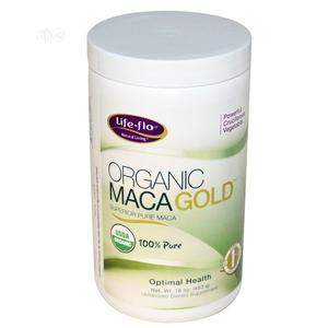 Life Flo Natural Living Organic Maca Gold Powder   Sexual Wellness for sale in Lagos State, Amuwo-Odofin