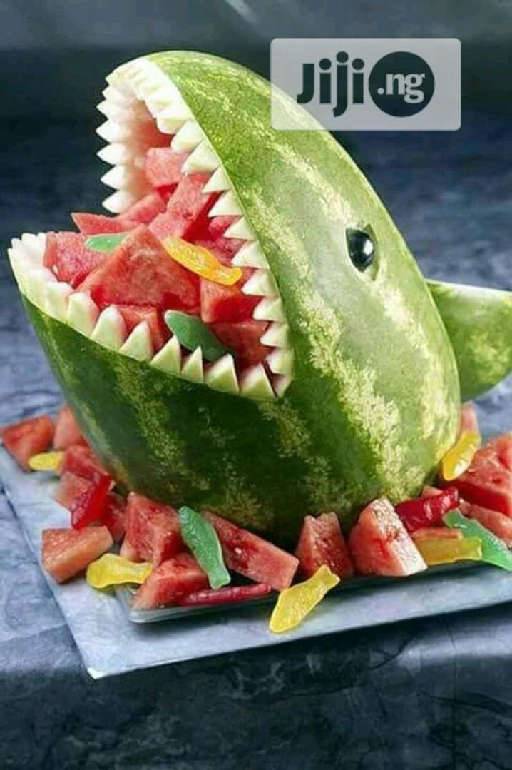 Various Designs Of Fruit Decorations At Events And Weddings | Party, Catering & Event Services for sale in Lekki, Lagos State, Nigeria