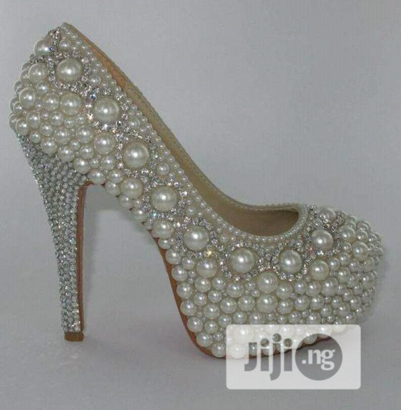 Beautiful Shoe for Your Weddings | Wedding Wear & Accessories for sale in Lekki Phase 1, Lagos State, Nigeria
