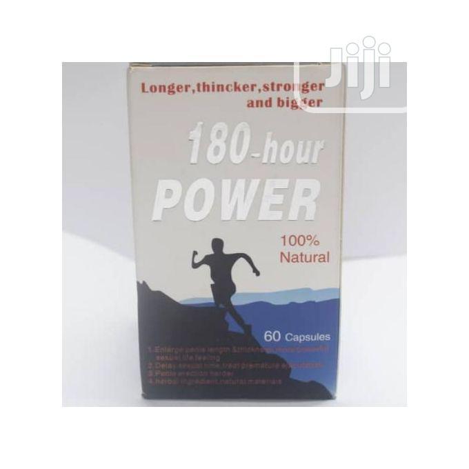 180-hour Power