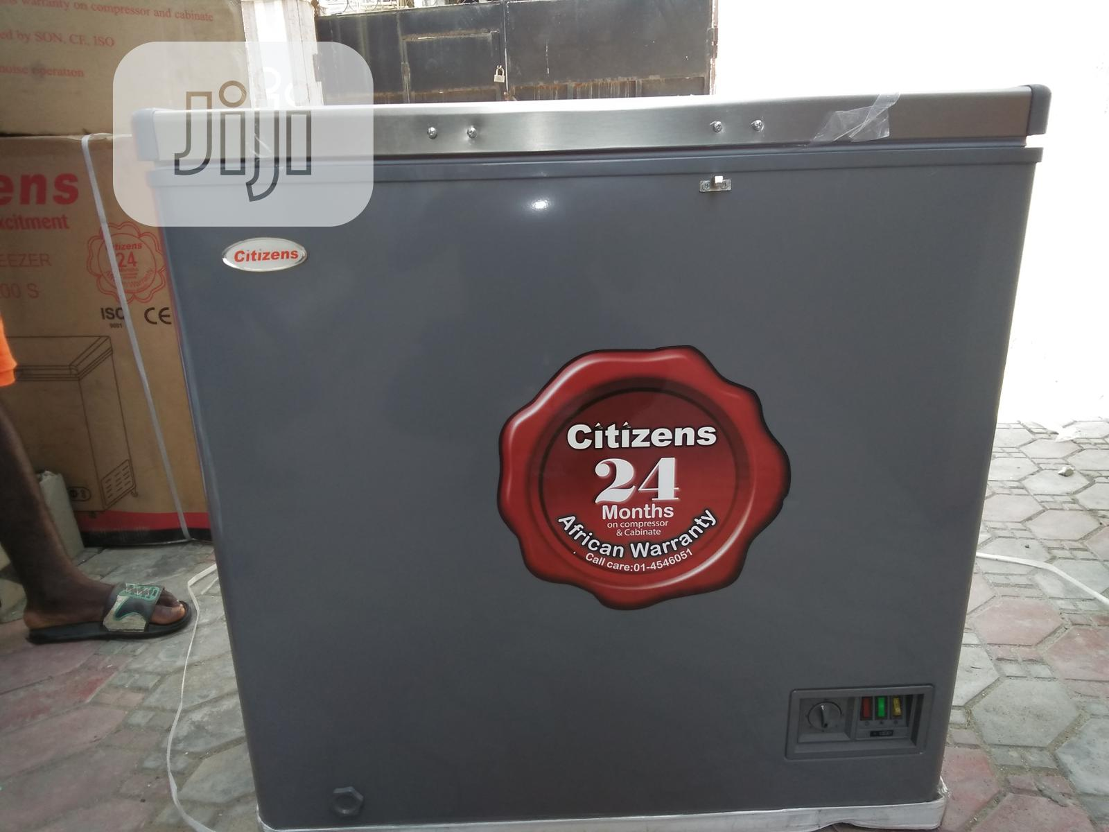 Citizens 200 Liters Chest Freezer With Fast Cooling