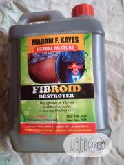 Madam F. Kayes Fibroid Destroyer Herbal Mixture | Vitamins & Supplements for sale in Lagos State, Alimosho