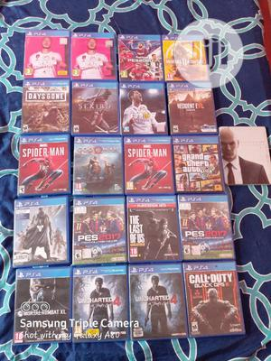 Ps4 Game Cds for Sale | Video Games for sale in Lagos State, Oshodi