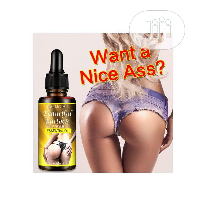 Hip And Butt Oil